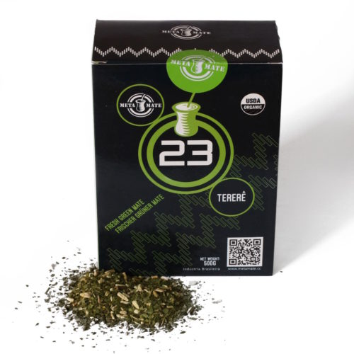 23 Fresh Yerba mate