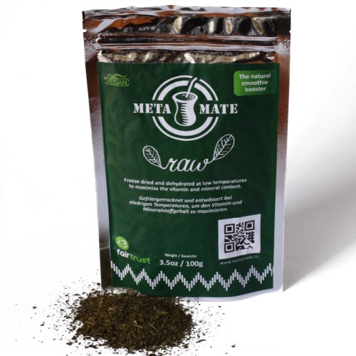 Yerba mate raw